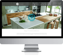 D2F Furniture Responsive Website