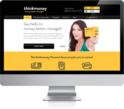 Think Money Responsive Web Development