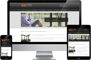 We Fit For You Responsive Website
